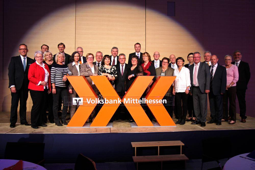 Jubilare der Volksbank Mittelhessen 2017, Bild 93